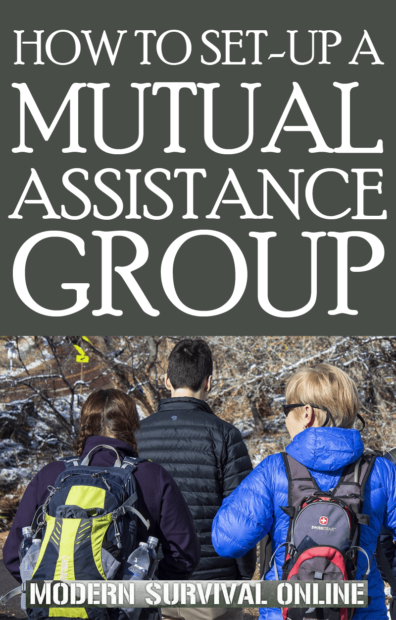 mutual assistance group Pinterest