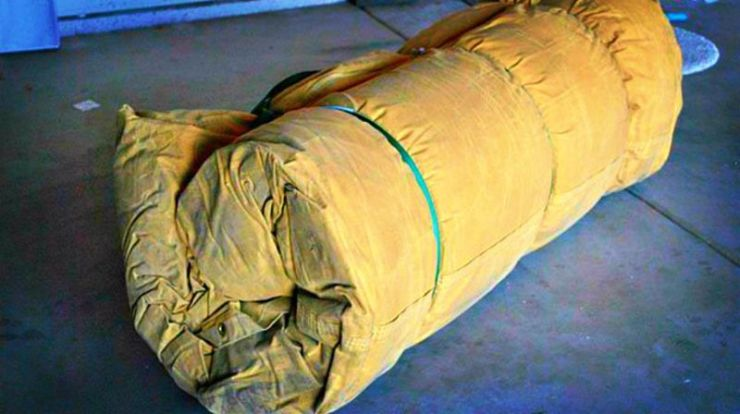 Bed roll | Badass Camping Hacks For Your Next Trip