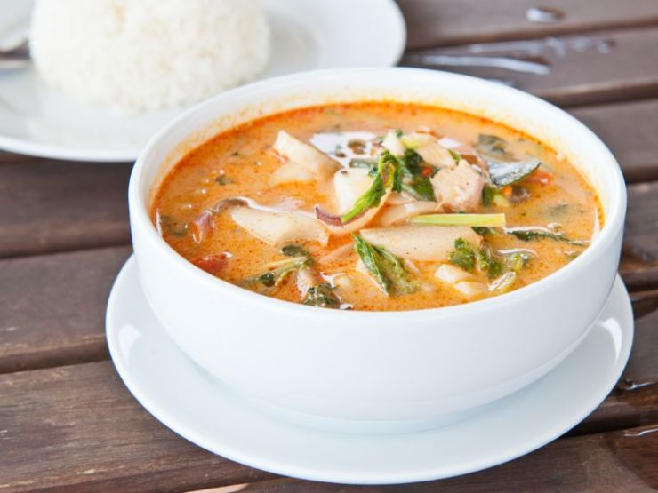 hot-sour-soup-shrimp-condensed-water | Campfire curry
