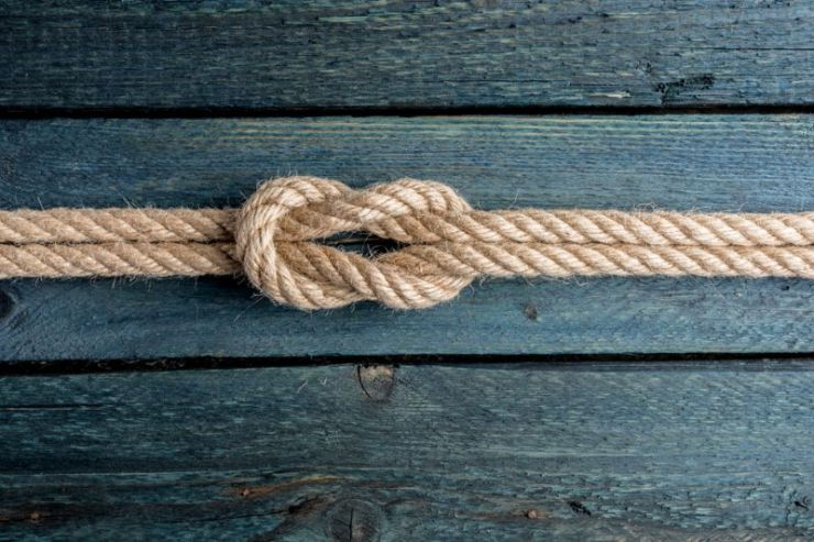 square-knot-nautical-rope | square knot