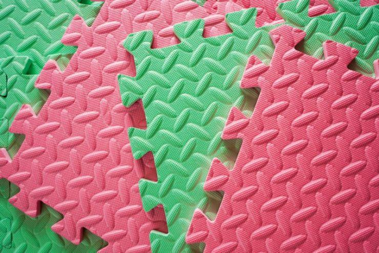 top-view-colorful-interlocking-foam-tile | hacks