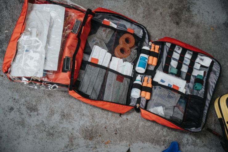 First Aid Kit   Essential Camping Gear