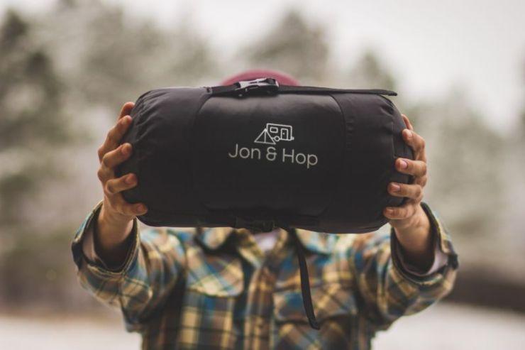 Sleeping Bag   Essential Camping Gear