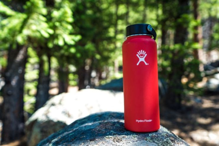Water Bottle   Essential Camping Gear
