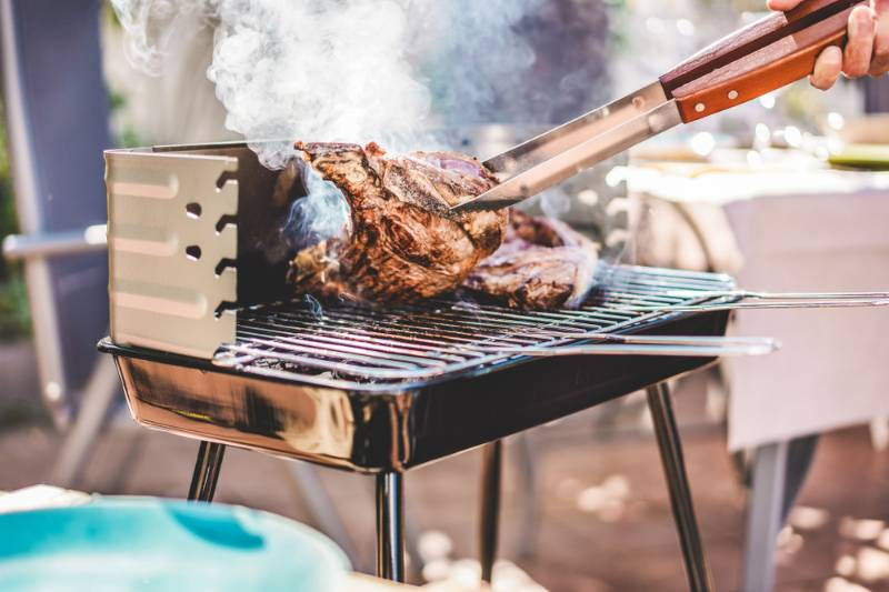 barbecue-chimney-starter   grilling tools