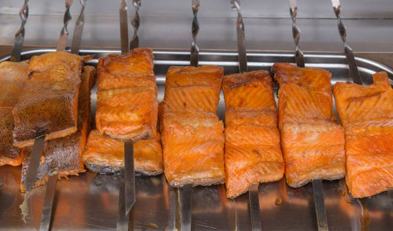 juicy-delicious-appetizing-mouthwatering-grilled-salmon grill