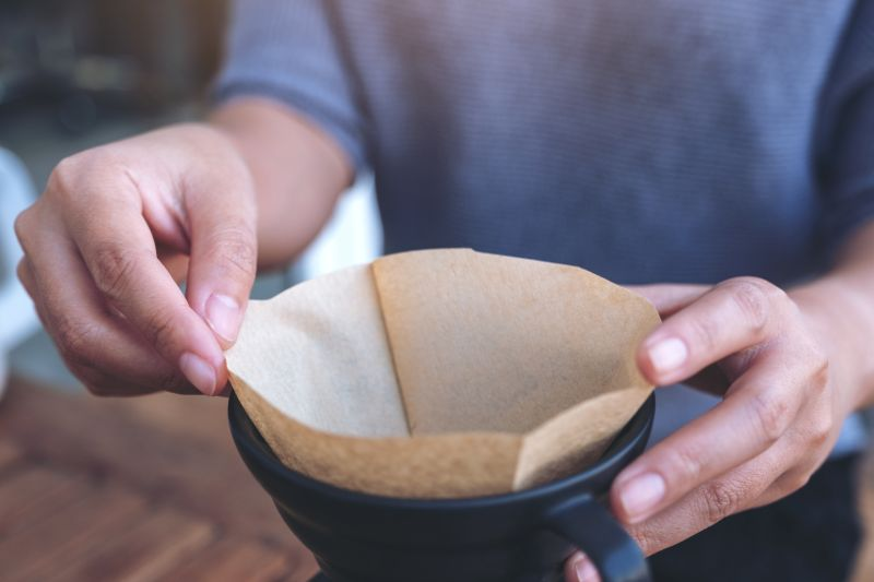 Coffee filters | Common household items