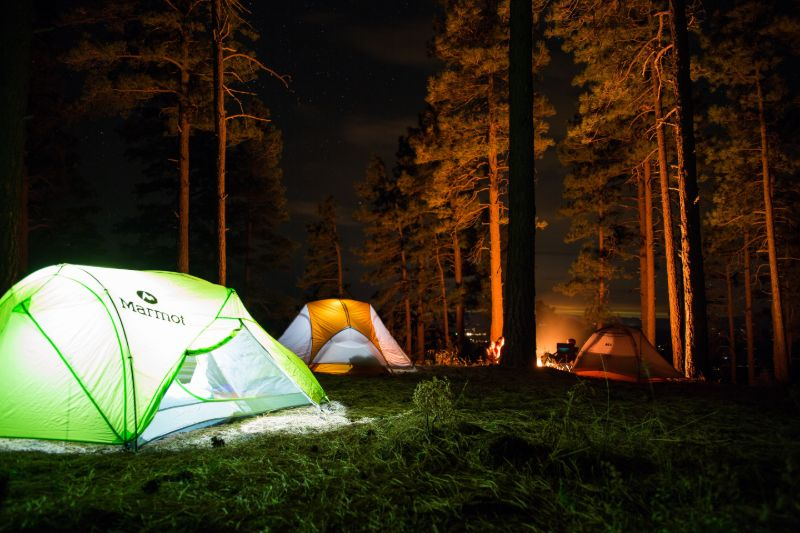 Night camping | Camping Cots