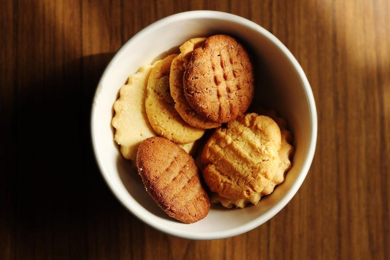 Biscuits Cookies Cooking Delicious | Camping Food Hacks