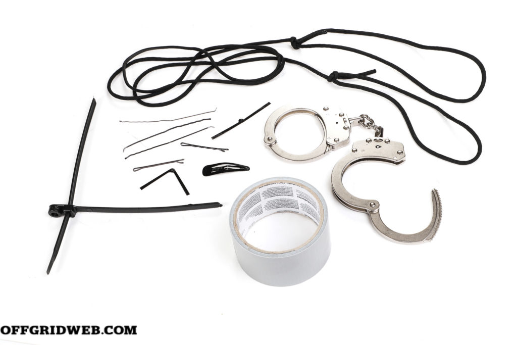 spy week tools for escape